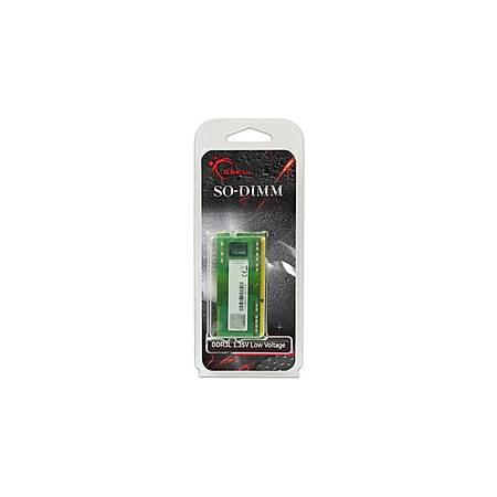 GSKILL Value 4GB DDR3L 1600MHz CL11 Notebook Ram