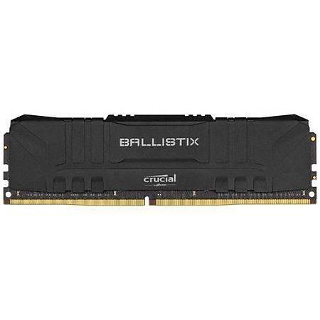 Crucial Ballistix 16GB DDR4 3000MHz CL16 Siyah Kutusuz Ram