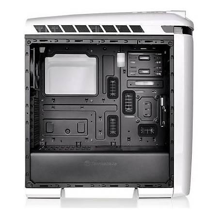 Thermaltake Versa C22 Snow Edition RGB Led Aydinlatmalı Beyaz Mid Tower Gaming Kasa PSU Yok