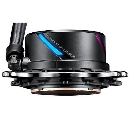 ASUS ROG STRIX LC 120 RGB AURA SYNC RGB 120mm Adreslenebilir Ýþlemci Sývý Soðutucu