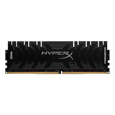 Kingston HyperX Predator 16GB DDR4 3000MHz CL15 Siyah Ram
