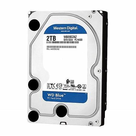 WD Blue 3.5 2TB 5400Rpm 256Mb Sata 3 WD20EZAZ