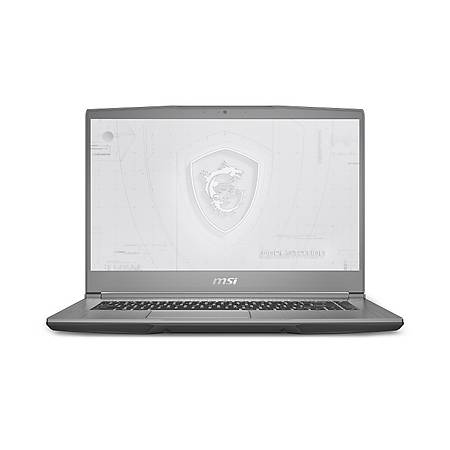 MSI WF65 10TJ-826TR i7-10750H 16GB 1TB HDD 512GB SSD 4GB T2000 15.6 Windows 10 Pro