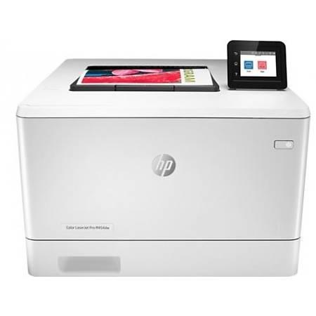 HP LaserJet Pro M454DW Renkli Wi-Fi Lazer Yazýcý W1Y45A