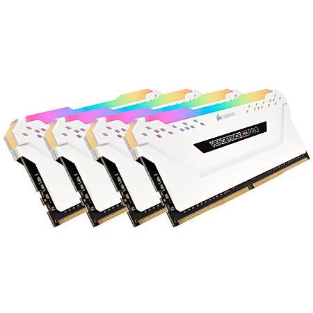Corsair Vengeance Rgb Pro 32GB (4x8GB) DDR4 3600MHz CL18 Beyaz Ram