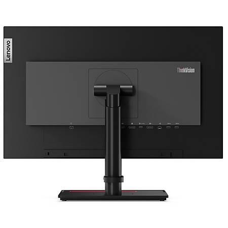 Lenovo ThinkVision P24h-20 23.8 61F4GAT1TK 2560x1440 60Hz Hdmý Dp Type-C 6ms IPS Monitör