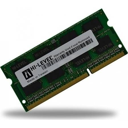HI-LEVEL 8GB DDR4 2400MHz Notebook Ram
