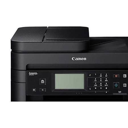Canon I-Sensys MF237W Tarayýcý Fotokopi Faks Wi-Fi Lazer Yazýcý