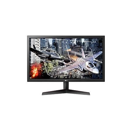 LG 23.6 24GL600F-B 1920x1080 144Hz HDMI DP 1ms FreeSync Vesa Siyah Monitör