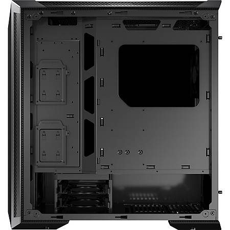 MSI MPG GUNGNIR 100P Temperli Cam ATX Gaming Bilgisayar Kasasý PSU Yok
