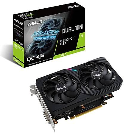 ASUS Dual GeForce GTX 1650 MINI OC Edition 4GB 128Bit GDDR6