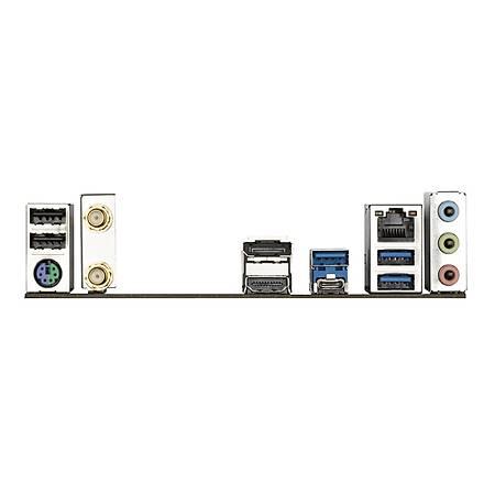 GIGABYTE B560M DS3H AC DDR4 5333MHz (OC) HDMI DP M.2 USB3.2 Wi-Fi RGB Micro ATX 1200p