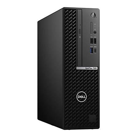 Dell OptiPlex 7080SFF i7-10700 16GB 256GB SSD Linux