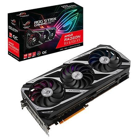 ASUS ROG STRIX Radeon RX 6700 XT OC Edition 12GB 192Bit GDDR6
