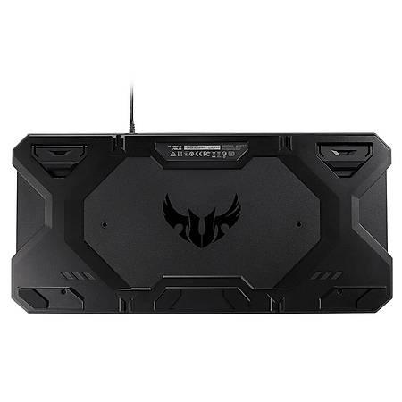 Asus TUF Gaming K5 RGB Mech-Brane Klavye