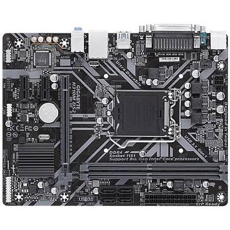 GIGABYTE H310M DS2 DDR4 2666MHz VGA mATX 1151p