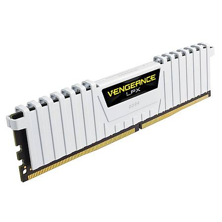 Corsair Vengeance LPX 16GB (2x8GB) DDR4 3000MHz CL15 Beyaz Ram