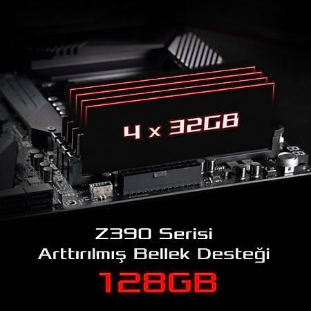 ASUS TUF Z390-PRO GAMING DDR4 4266MHz (OC) HDMI DP ATX 1151p
