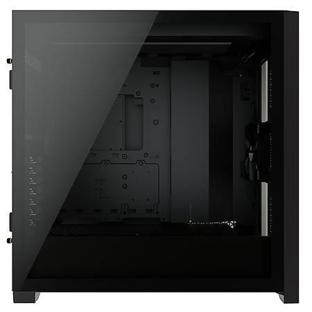 Corsair 5000D Airflow Temperli Cam Yan Panel ATX MidTower Siyah Kasa PSU Yok