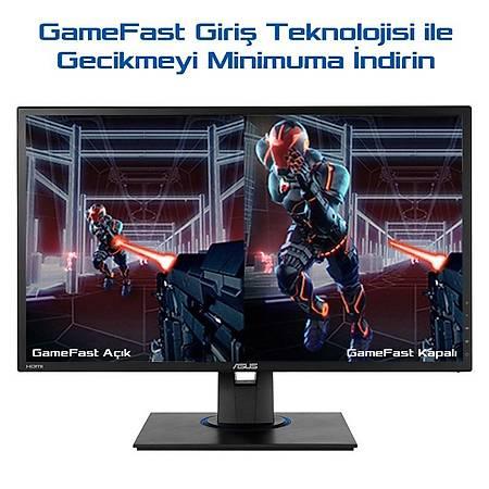 ASUS 27 VG245H 1920x1080 75Hz Vga Hdmý 1ms MM Pivot Gaming Monitör