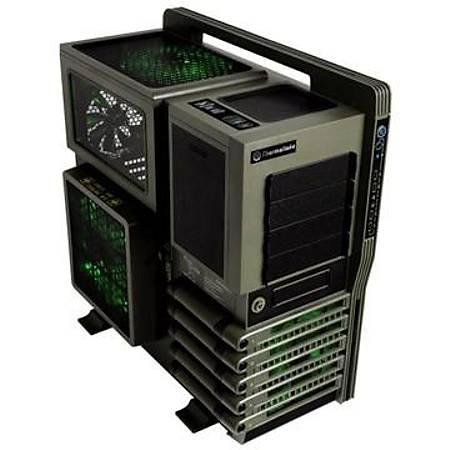 Thermaltake Level 10 GT Battle Edition ATX Full-Tower Oyun Kasasý PSU Yok
