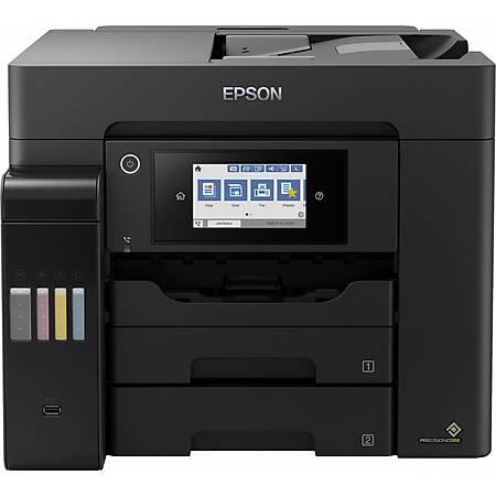 Epson L6570 Fotokopi Tarayýcý Fax Renkli Wi-Fi Tanklý Yazýcý