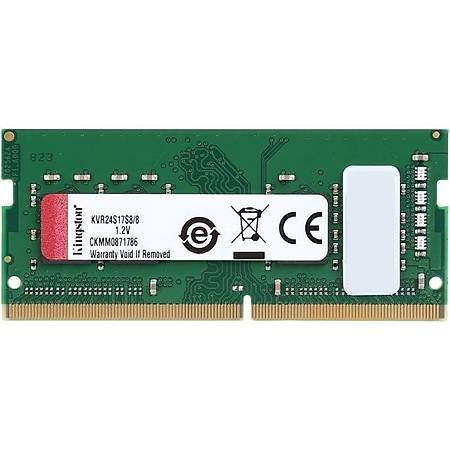 Kingston 8GB DDR4 2400MHz CL17 Notebook Ram