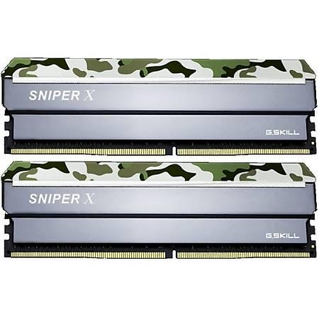 GSKILL Sniper X 16GB (2x8GB) DDR4 3200MHz CL16 Ram
