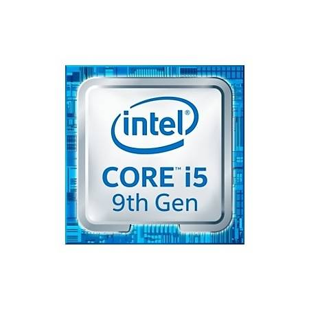 Intel Core i5 9600K Soket 1151 3.7GHz 9MB Cache Ýþlemci Kutusuz