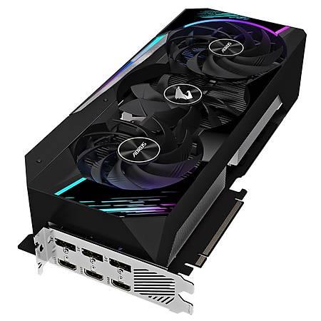 GIGABYTE AORUS GeForce RTX 3090 MASTER 24G 24GB 384Bit GDDR6X