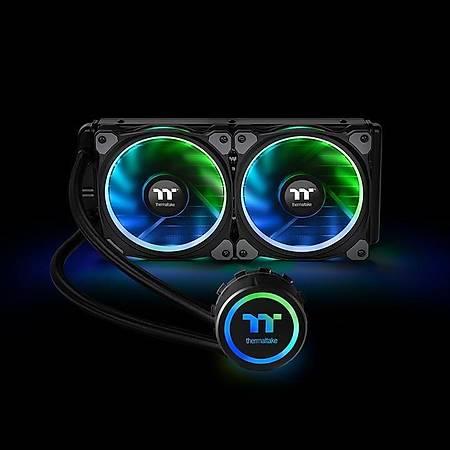 Thermaltake Floe Riing RGB 240 TT Premium Edition All in One Sývý Soðutma Sistemi