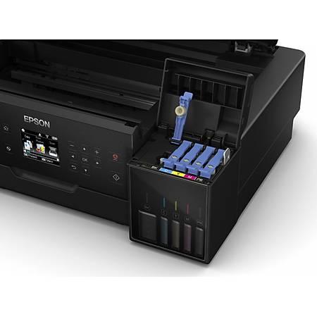 Epson L7160 Fotokopi Tarayýcý Renkli Wi-Fi Tanklý Yazýcý