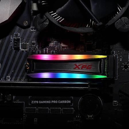 XPG AS40G 1TB NVMe RGB M.2 SSD Disk AS40G-1TT-C