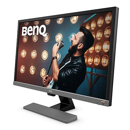 BenQ 28 EL2870U 4K 3840x2160 60Hz Hdmý Dp 1ms Led FreeSync Monitor