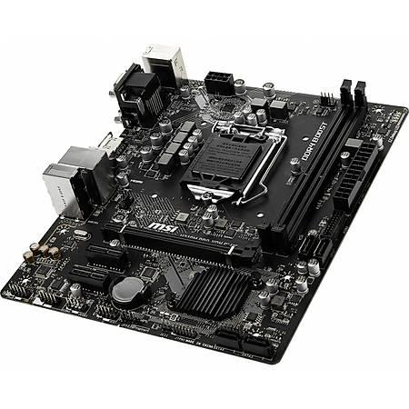 MSI H310M PRO-VDH PLUS DDR4 2666MHz VGA HDMI mATX 1151p
