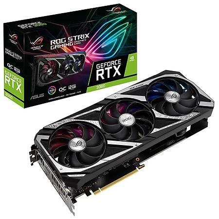 ASUS ROG Strix GeForce RTX 3060 OC 12GB 192Bit GDDR6