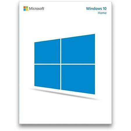 Microsoft Windows 10 Home 64Bit Türkçe Oem KW9-00119