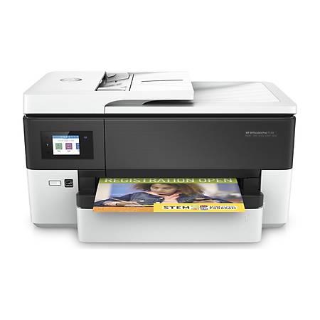 HP Officejet 7720A Fotokopi Tarayýcý Faks A3 Yazýcý Y0S18A