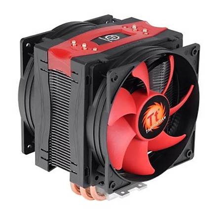 Thermaltake Frio Advanced 2x130mm Fanlý 230W Intel ve AMD Uyumlu Ýþlemci Soðutucusu