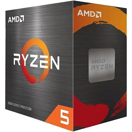 AMD Ryzen 5 5600G Soket AM4 3.9GHz 16MB Cache Ýþlemci Kutulu