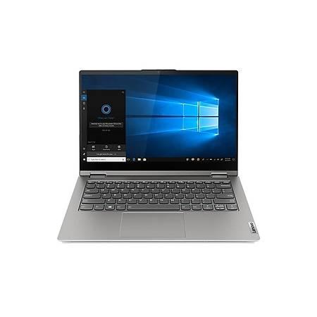 Lenovo ThinkBook 14s Yoga 20WE0033TX i5-1135G7 8GB 256GB SSD 14 FHD Touch Windows 10 Pro