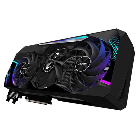 GIGABYTE AORUS GeForce RTX 3080 Ti Master 12G 12GB 384Bit GDDR6X