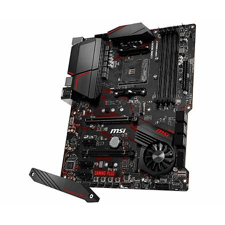 MSI MPG X570 GAMING PLUS DDR4 4400MHz(OC) M.2 HDMI ATX AM4