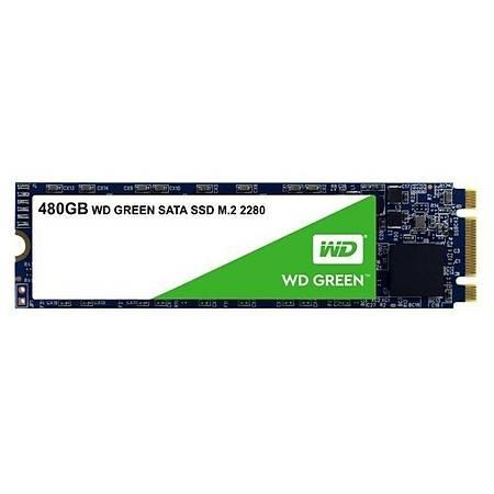 WD Green Serisi 480GB M.2 SSD Disk WDS480G2G0B