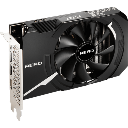 MSI GeForce RTX 3060 Ti AERO ITX OC 8GB 256Bit GDDR6