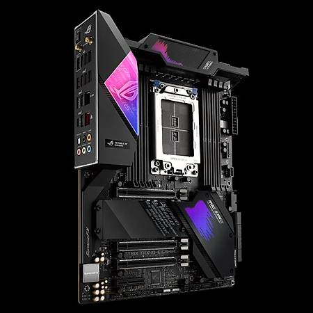 ASUS ROG STRIX TRX40-E-GAMING DDR4 4400MHz (OC) AURA RGB M.2 Wi-Fi ATX sTRX4