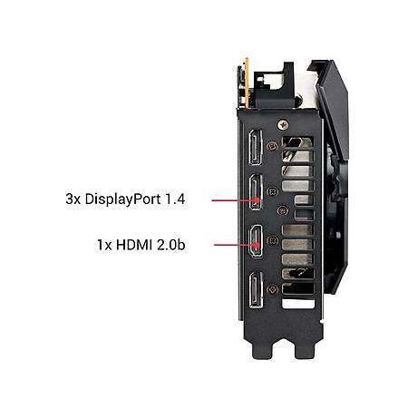 ASUS ROG Strix Radeon RX 5700 XT OC 8GB 256Bit GDDR6