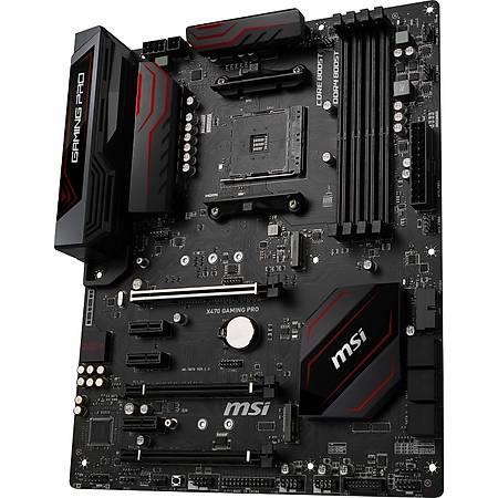 MSI X470 GAMING PRO MAX DDR4 4133MHz (OC) DVI HDMI 2xM.2 USB 3.1 ATX AM4