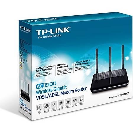 TP-Link Archer VR900 AC1900 Wi-Fi Gigabit VDSL ADSL Modem