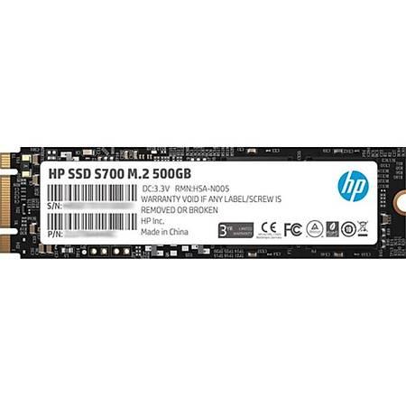 HP S700 2LU80AA 500GB M.2 Sata 3 SSD Disk